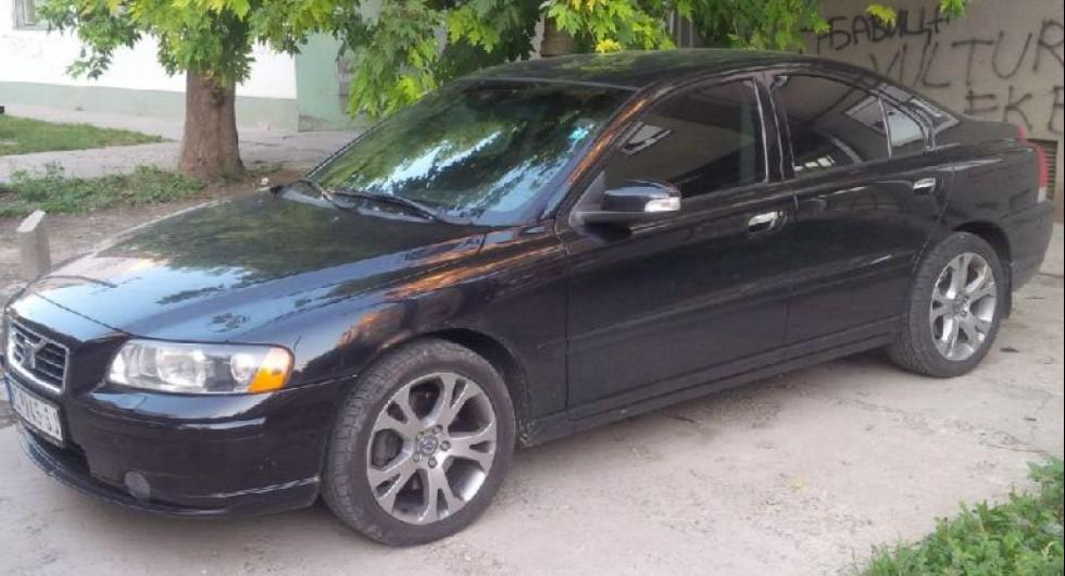 Wolfns volvo S60